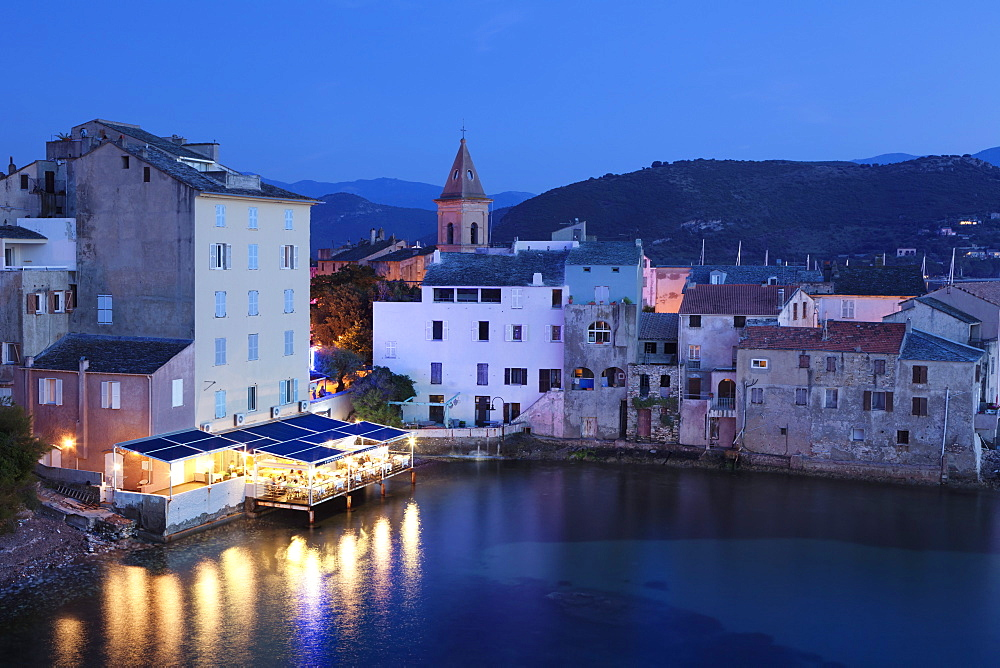 Saint Florent, Corsica, France, Mediterranean, Europe