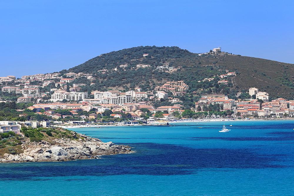 L'lle-Rousse, Corsica, France, Mediterranean, Europe