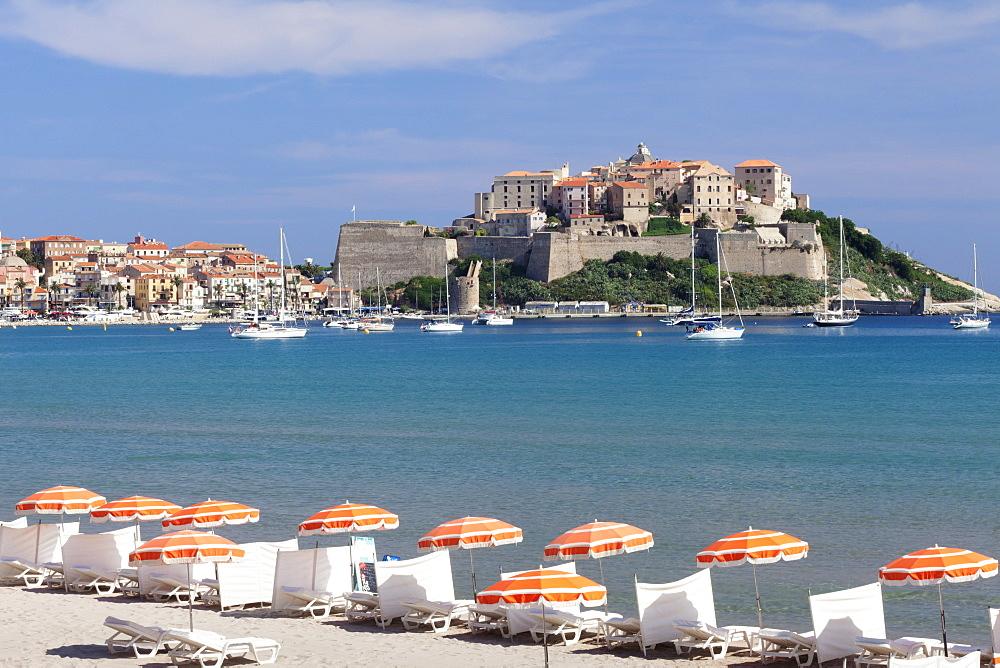 Calvi, Balagne, Corsica, France, Mediterranean, Europe