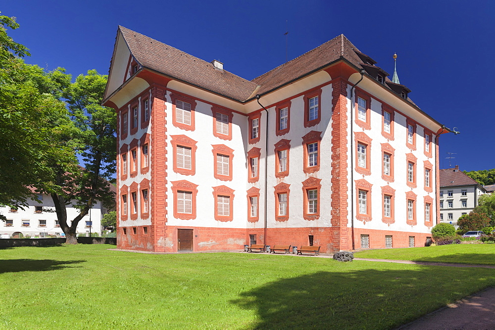 Schloss Bonndorf, Black Forest, Baden-Wurttemberg, Germany, Europe