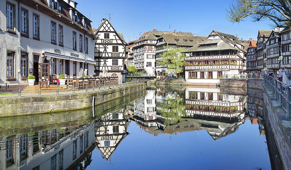 Maison des Tanneurs, La Petite France, UNESCO World Heritage Site, Strasbourg, Alsace, France, Europe - 1160-3917