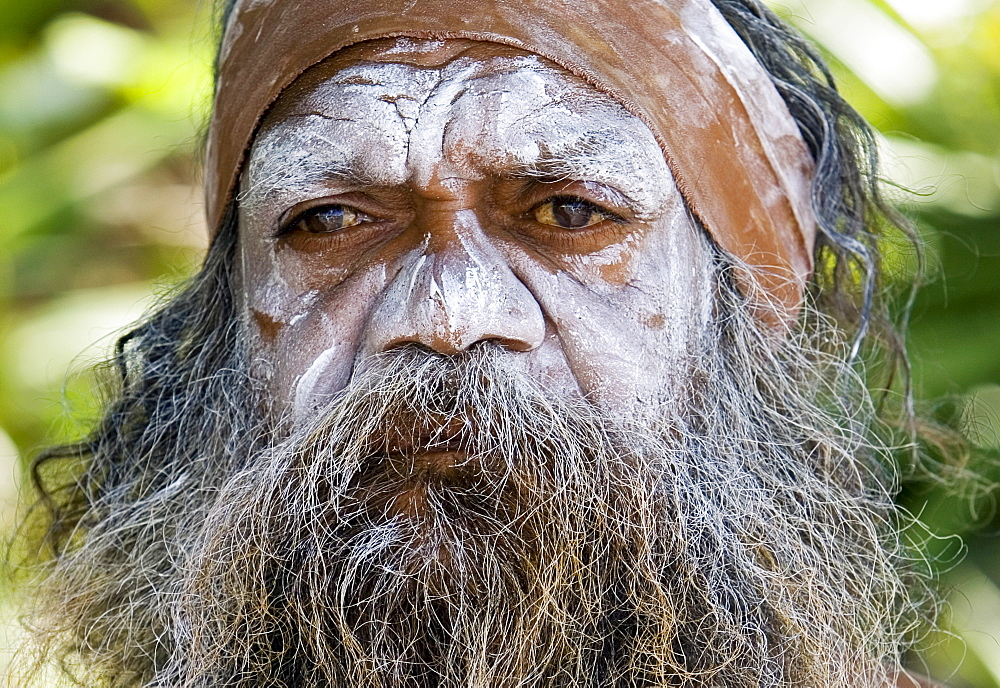 Australian Aborigine, New South Wales, Australia - 1161-1434