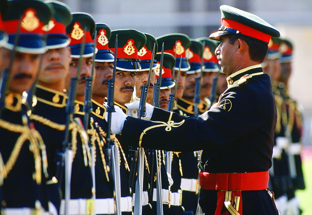 Army Inspection, Islamabad, Pakistan