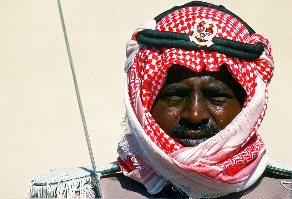 Royal bodyguard, Saudi Arabia