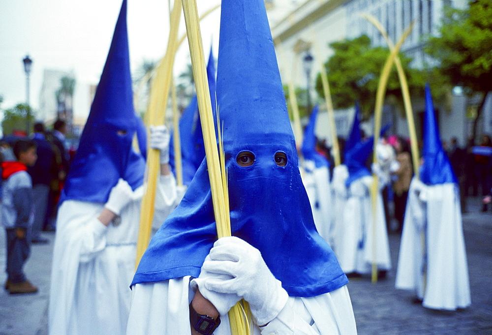 Semana Santa Holy Week in Seville, Spain