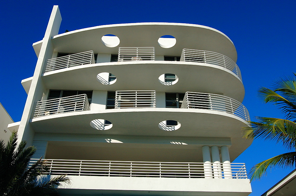 Ocean Drive, South Beach, Miami, Florida, United States of America, North America