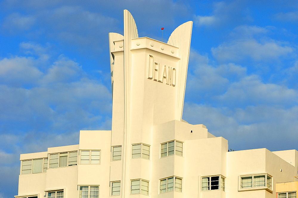 Delano Hotel, South Beach, Miami, Florida, United States of America, North America