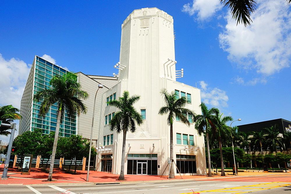 Ziff Ballet Opera House, Down Town, Miami, Florida, United States of America, North America