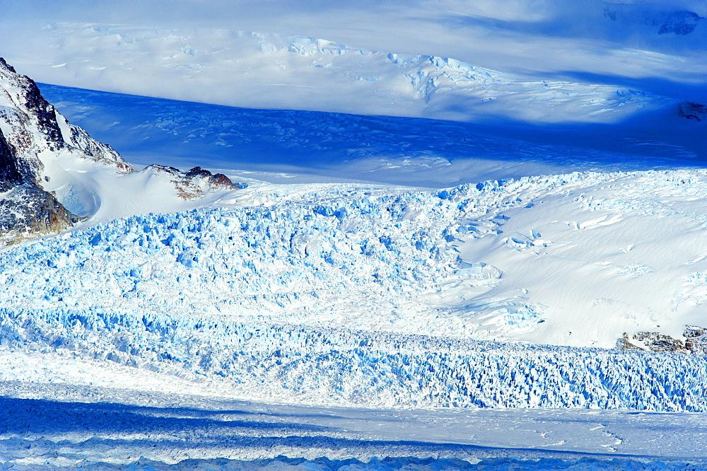 Perito Moreno Glacier, Los Glaciares National Park, UNESCO World Heritage Site, Santa Cruz province, Patagonia, Argentina, South America