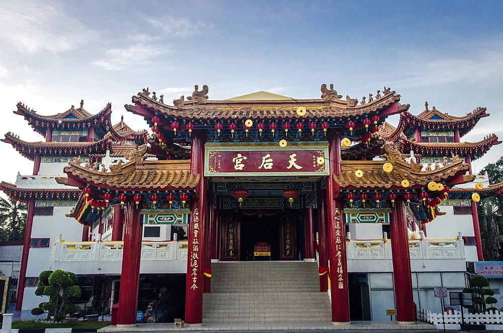 Thean Hou Temple, Kuala Lumpur, Malaysia, Southeast Asia, Asia  - 1163-9
