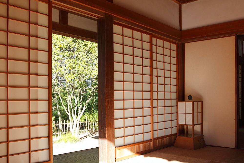 Traditional Japanese Residence