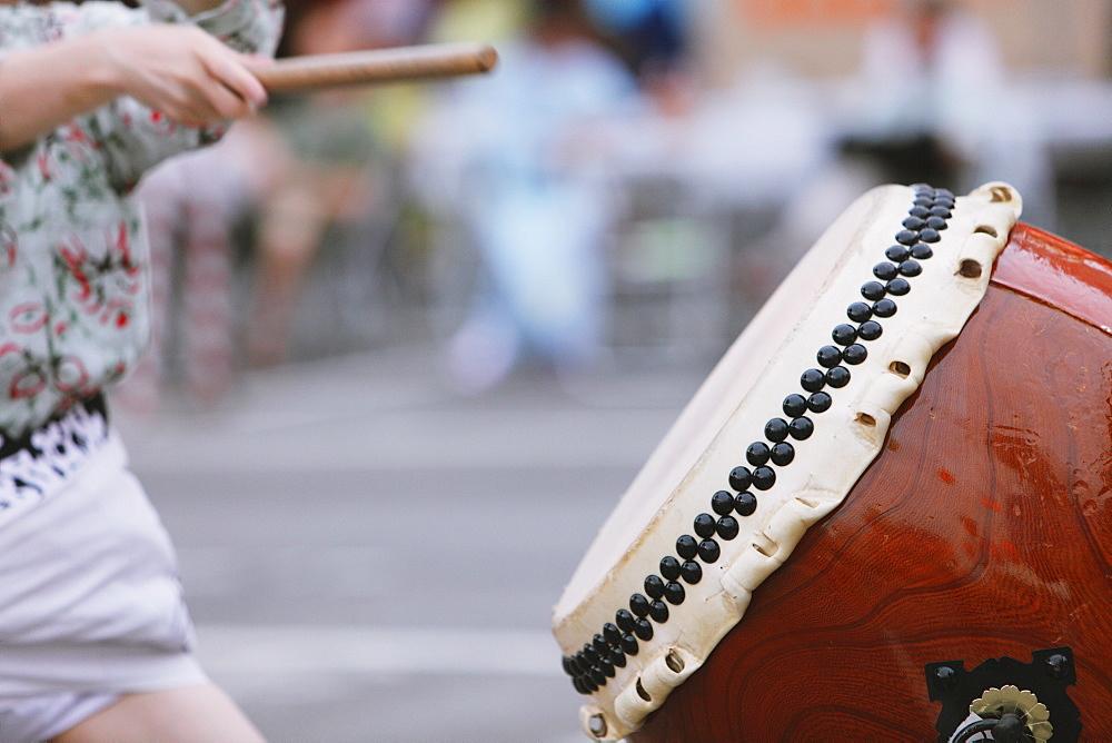 Japanese Summer Matsuri (Festival)