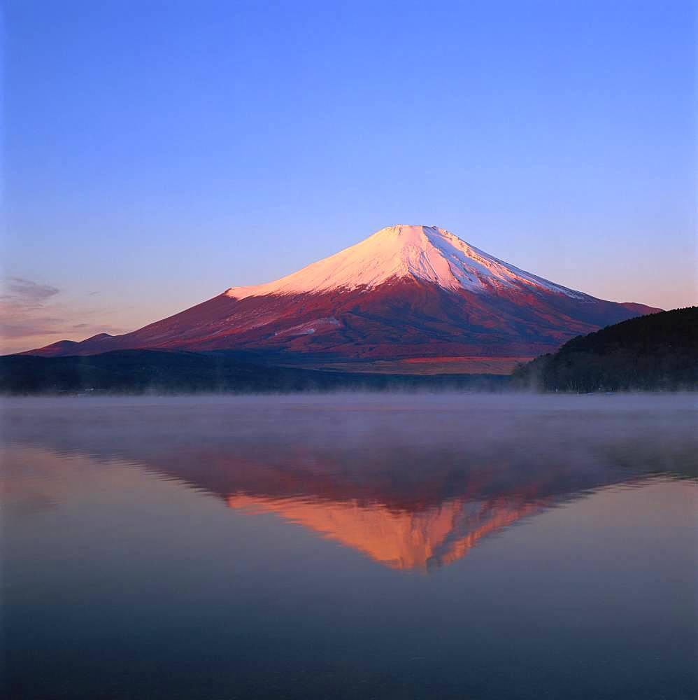 Mt.Fuji And Yamanakako, Yamanashi, Japan