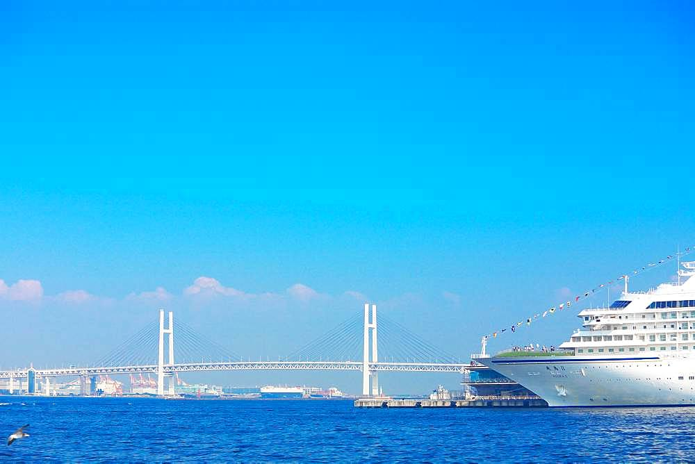 Yokohama Bay, Japan