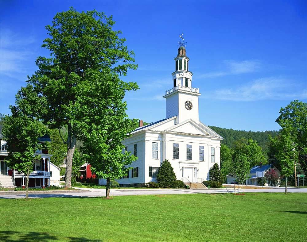 Vermont, America