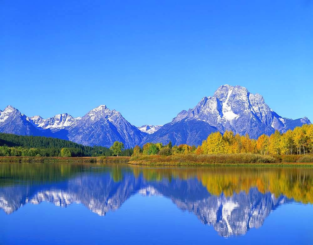 Grand Teton National Park, America