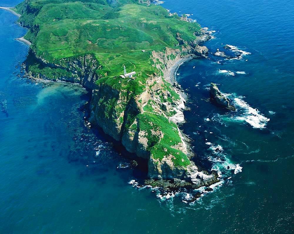 Daikoku Rock, Hokkaido, Japan