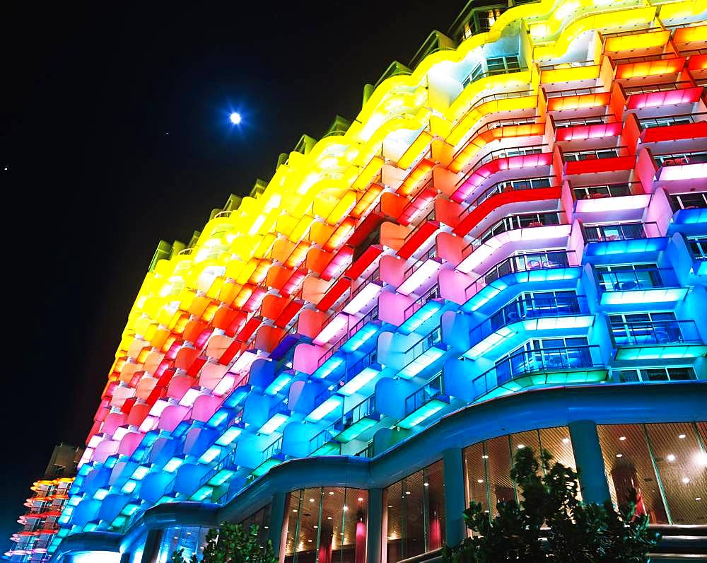 Crystal Palace Hotel, Bahama