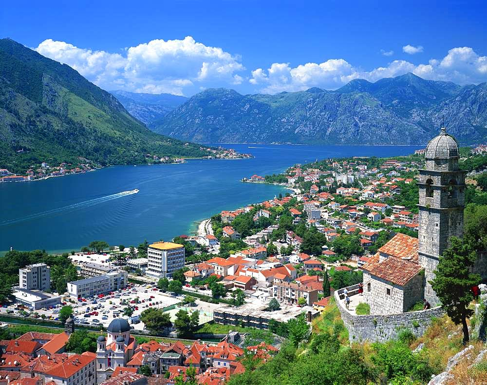 Kotor Old City, Montenegro