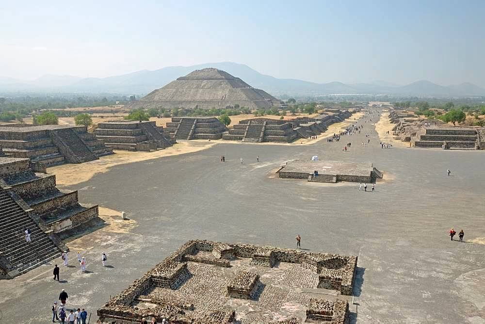Teotihuacan, Mexico