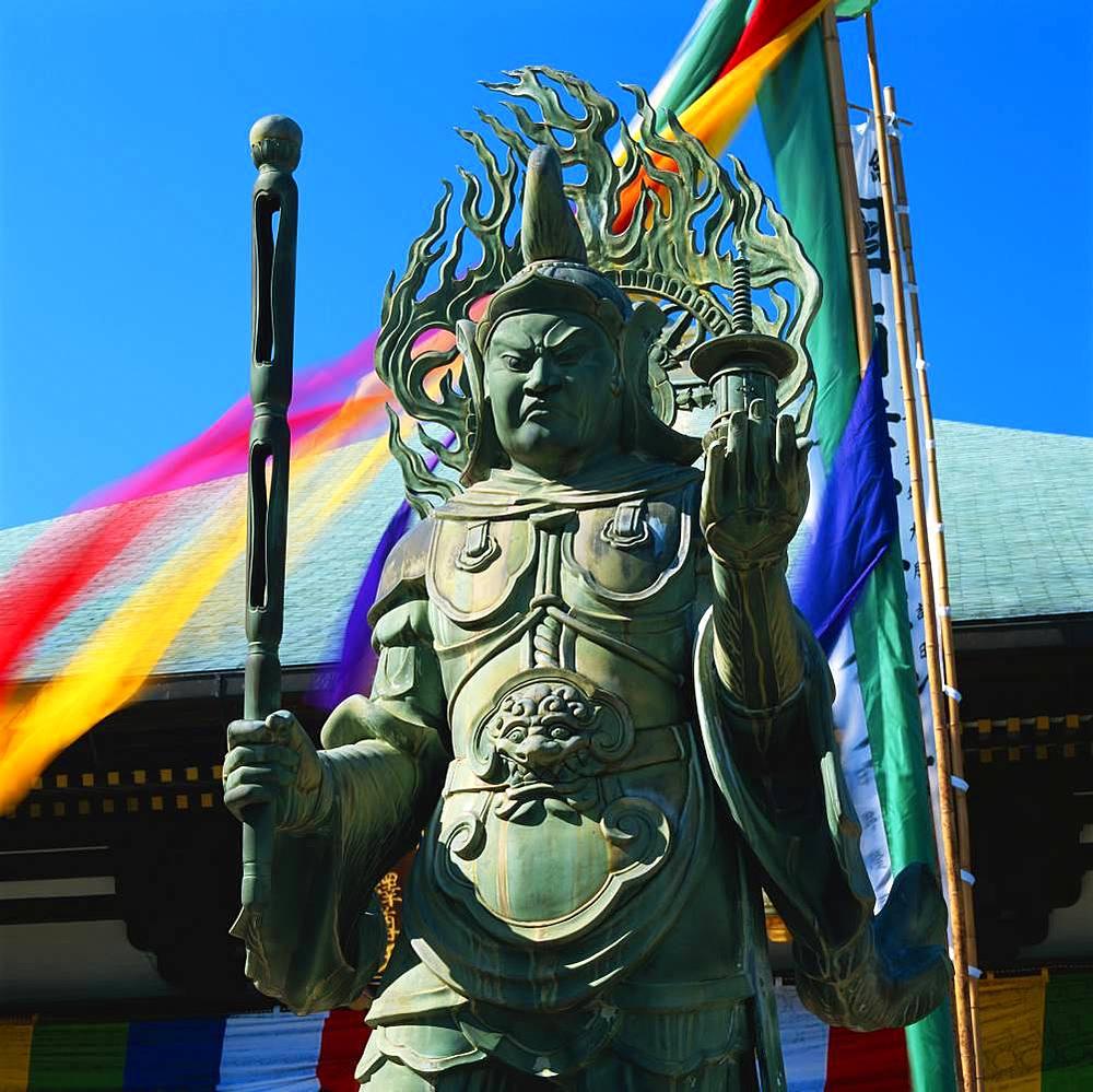 Chosho-ji, Kanagawa, Japan