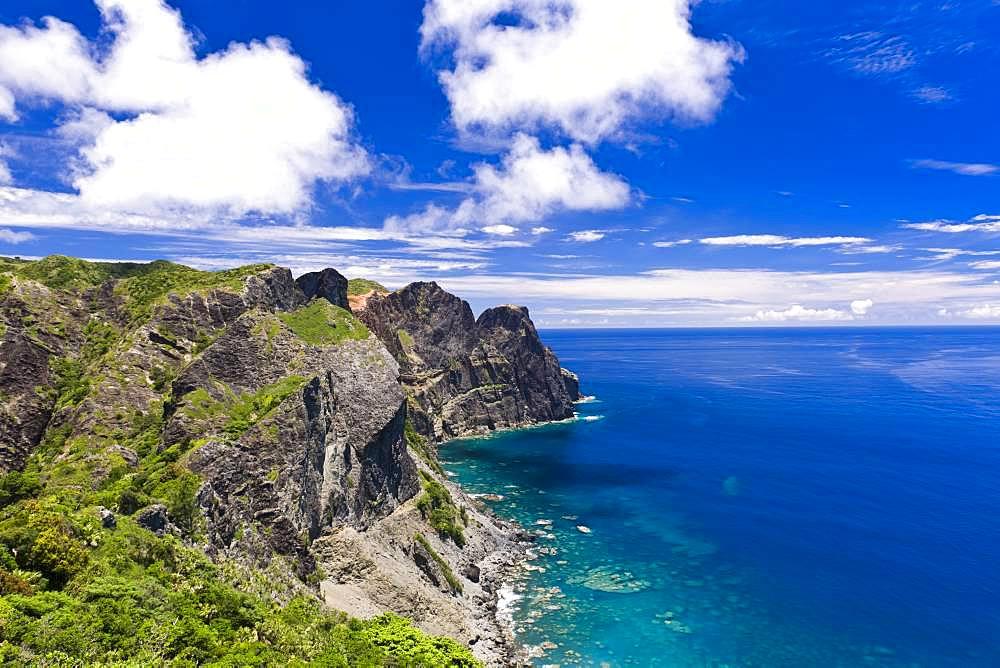 Ogasawara Islands, Father Island, Tokyo, Japan