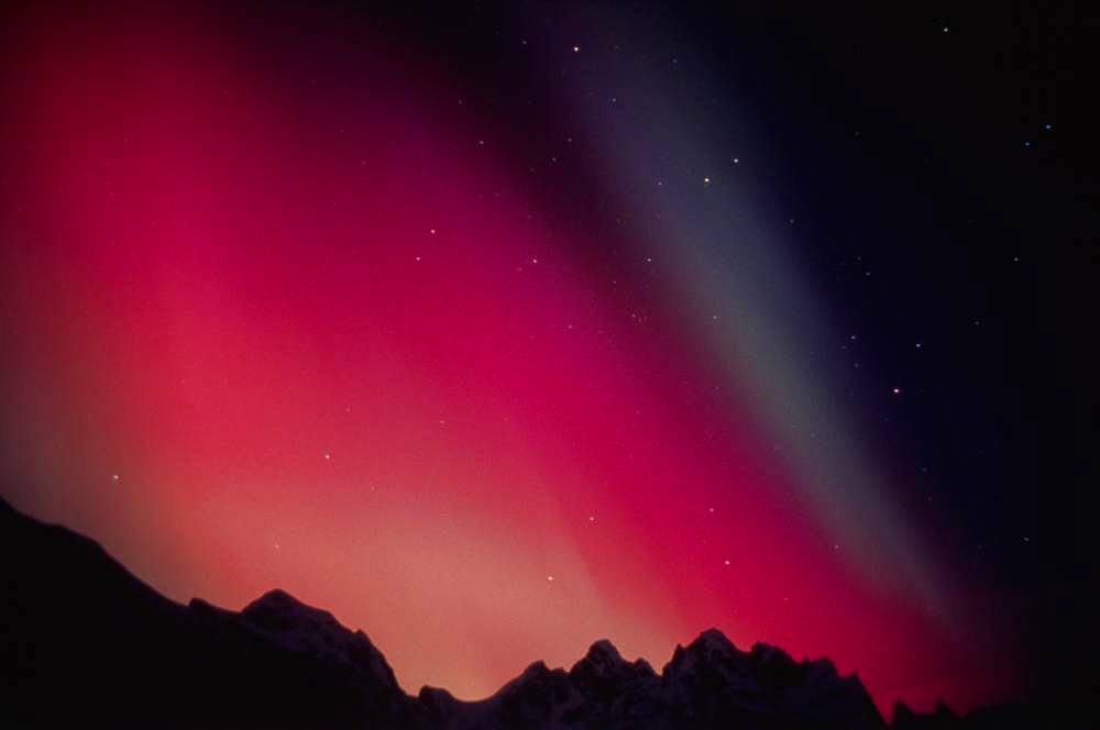 Aurora, Alaska, America