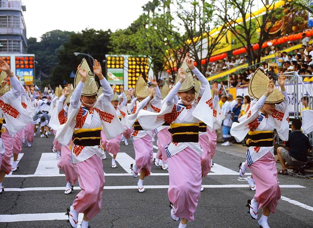 Awaodori, Tokushima, Japan