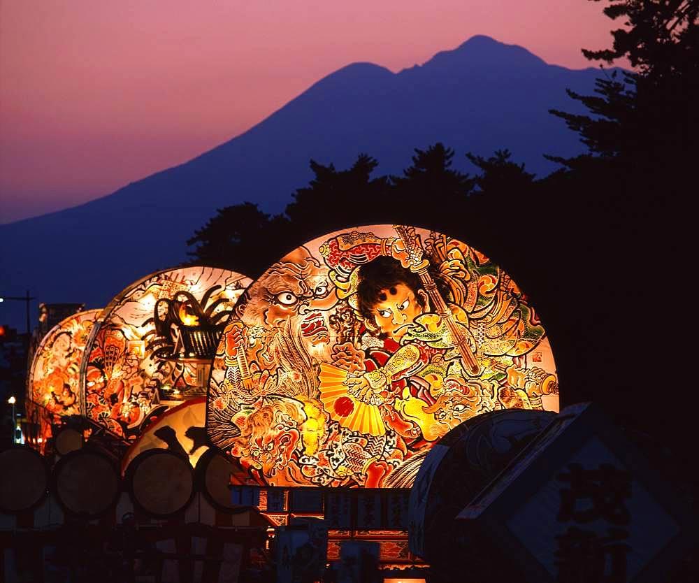 Hirosaki Neputa, Aomori, Japan