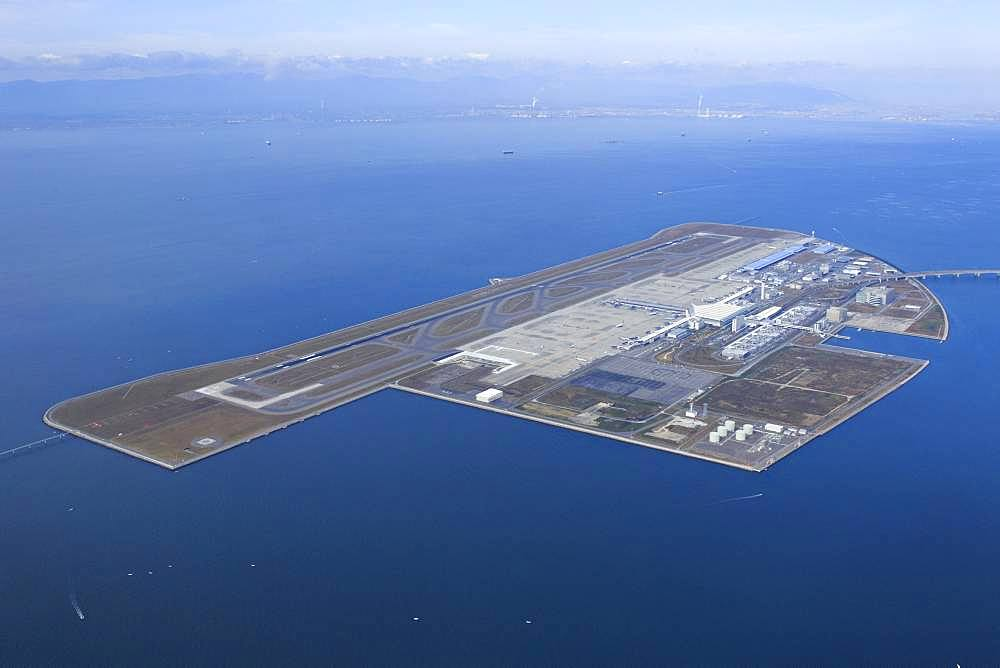Chubu Centrair International Airport, Aichi Prefecture, Japan