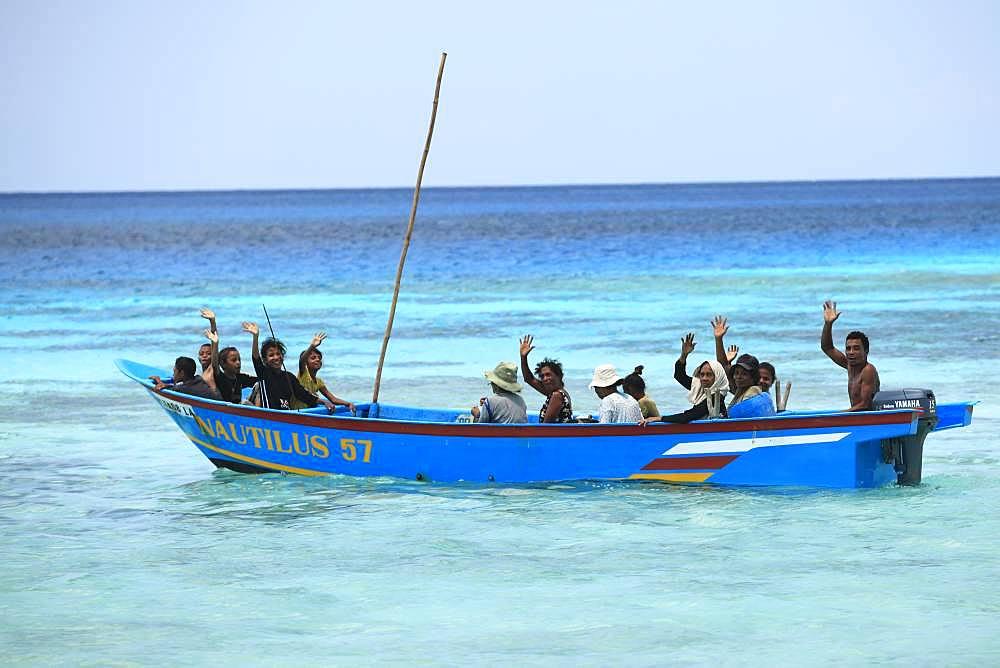 Timor, Indonesia