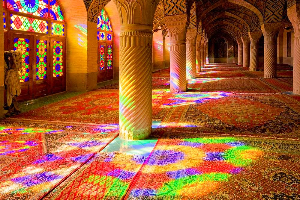 Roses Mosque Shiraz, Iran