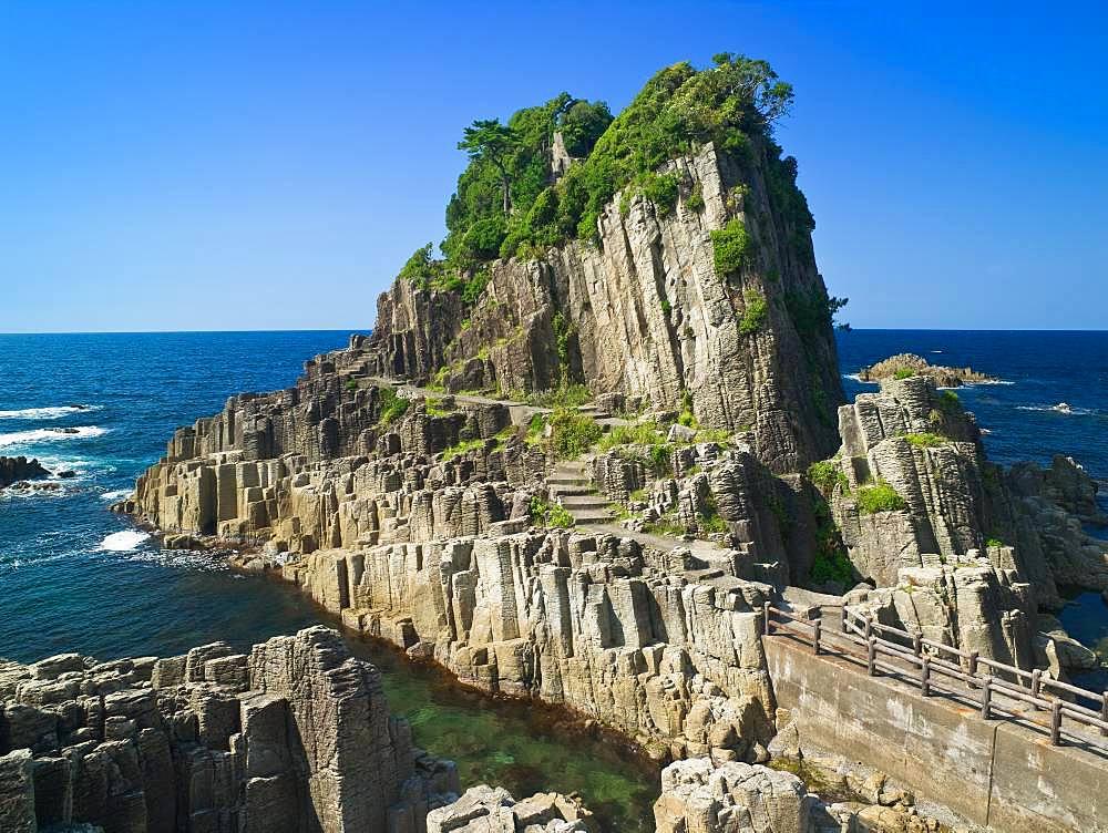 Echizen Coast, Fukui, Japan