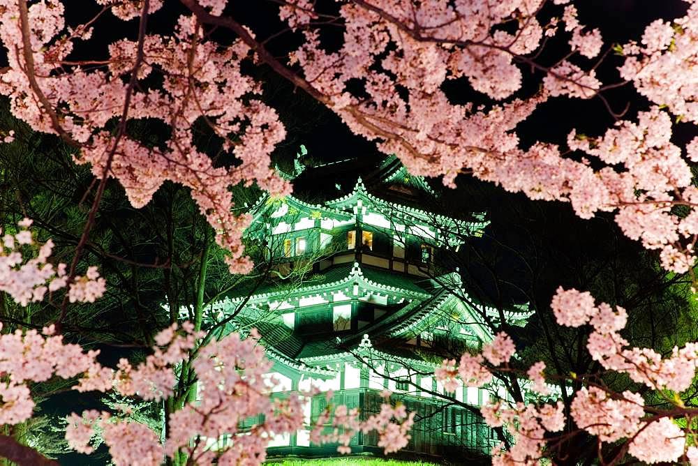 Takada Castle, Niigata, Japan