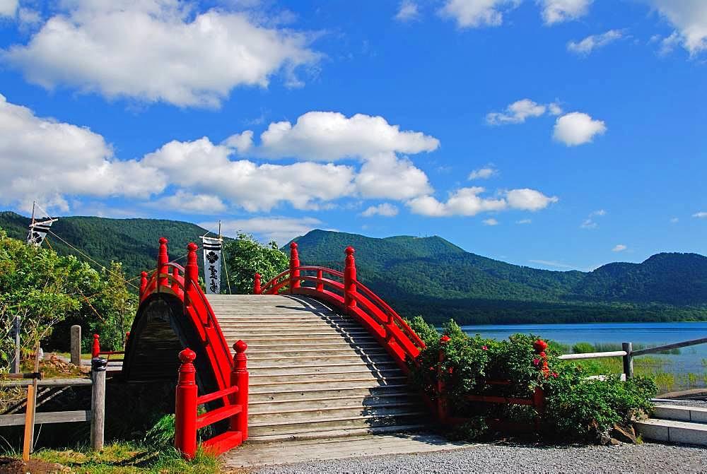 Mt. Osore, Aomori, Japan