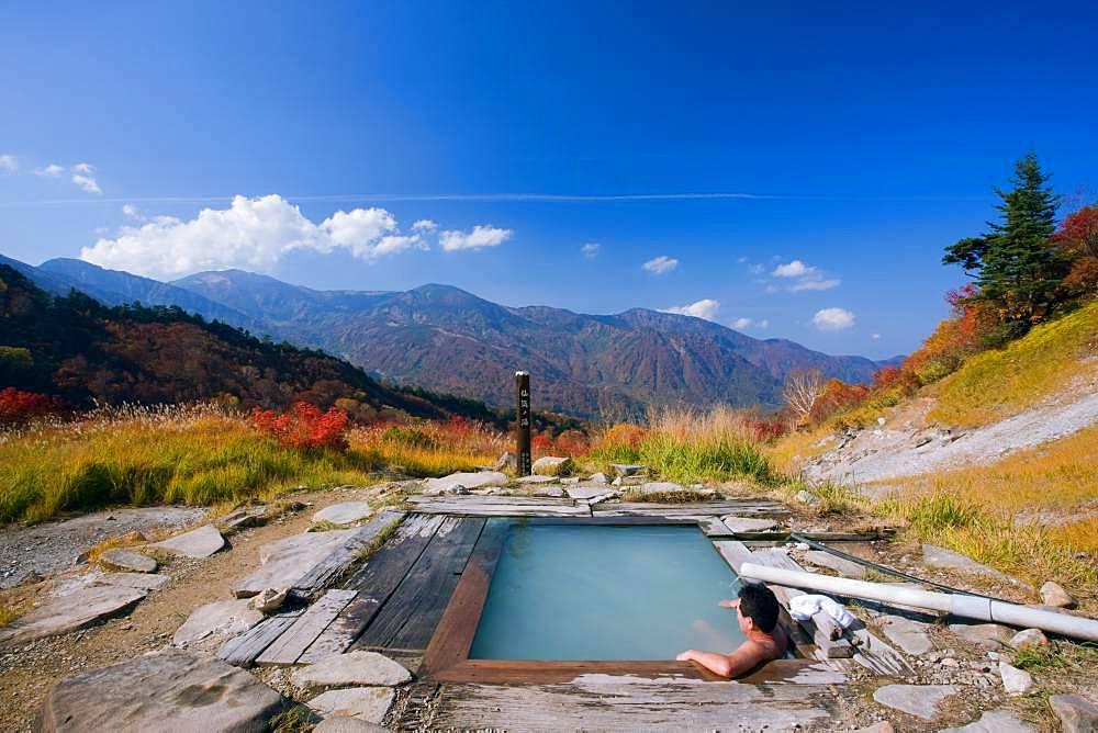 North Alps, Nagano, Japan