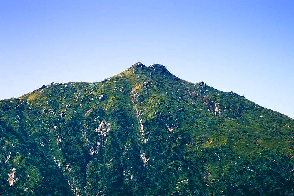 Miyanoura Peak and Nagata Peak, Yakushima, Kagoshima Prefecture