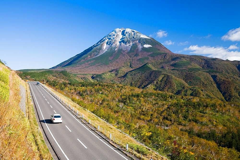 Mt. Rausu, Hokkaido, Japan - 1172-4537