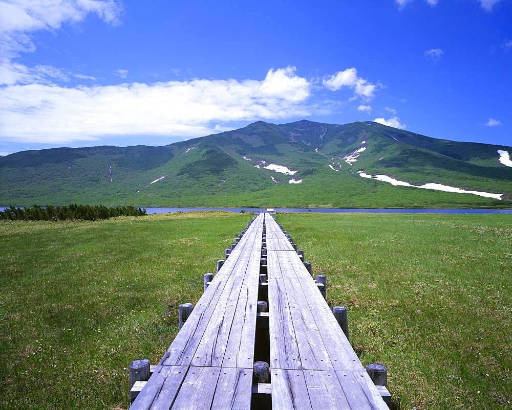 Rausucho, Hokkaido, Japan