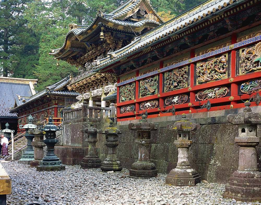 Nikko Tosho-gu, Tochigi, Japan