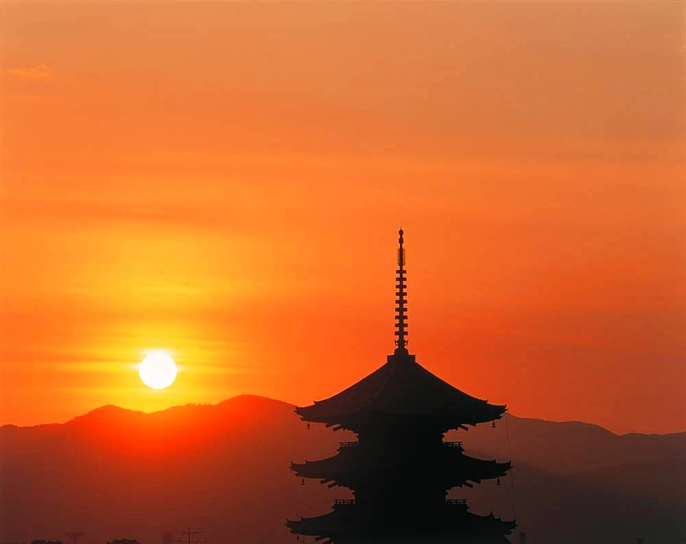 Higashi Temple, Kyoto, Japan