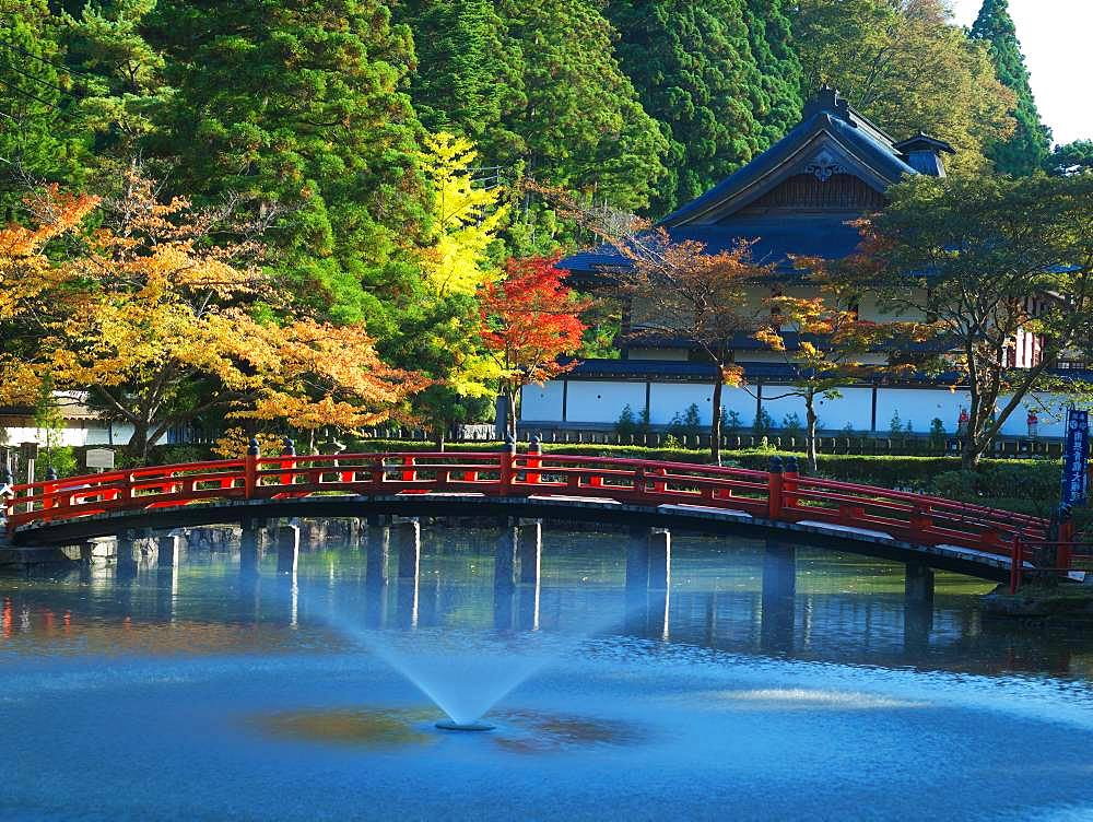 Kongobuji Temple, Wakayama, Japan - 1172-4843