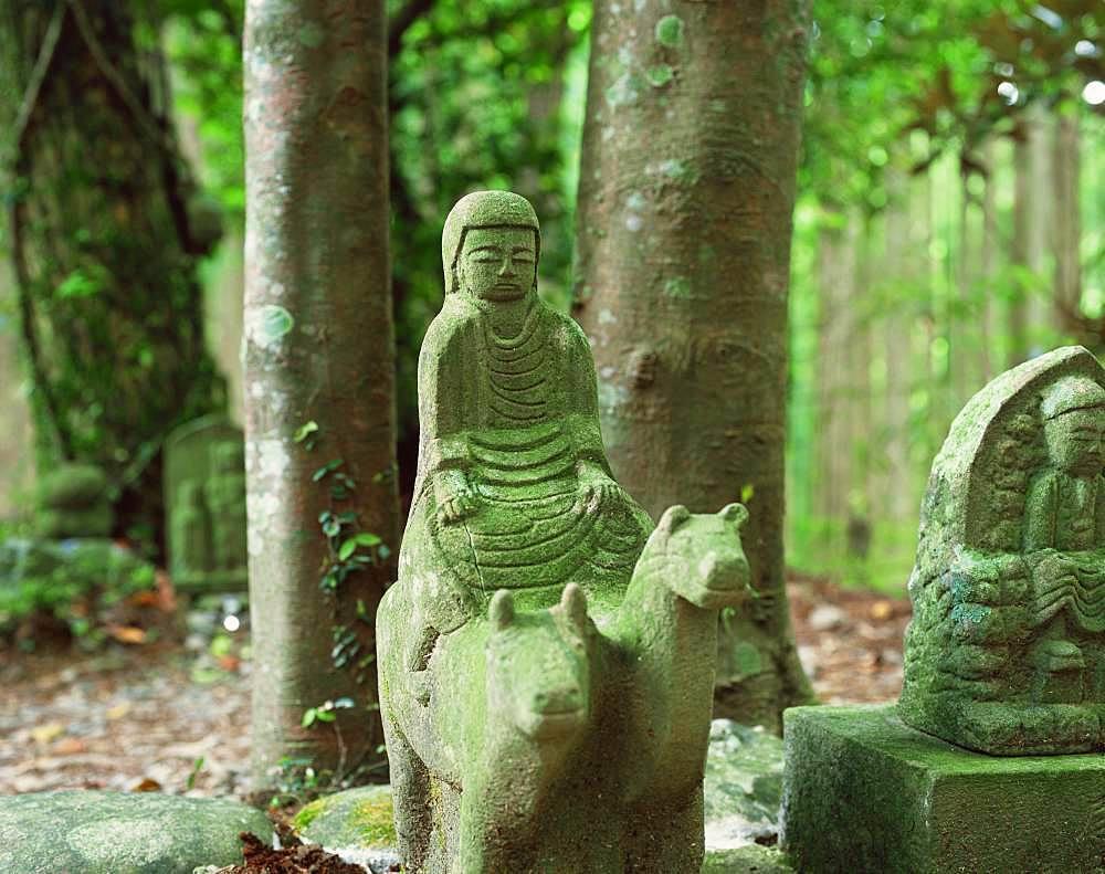 GyubadOhji, Kumanokodo, Mie, Japan