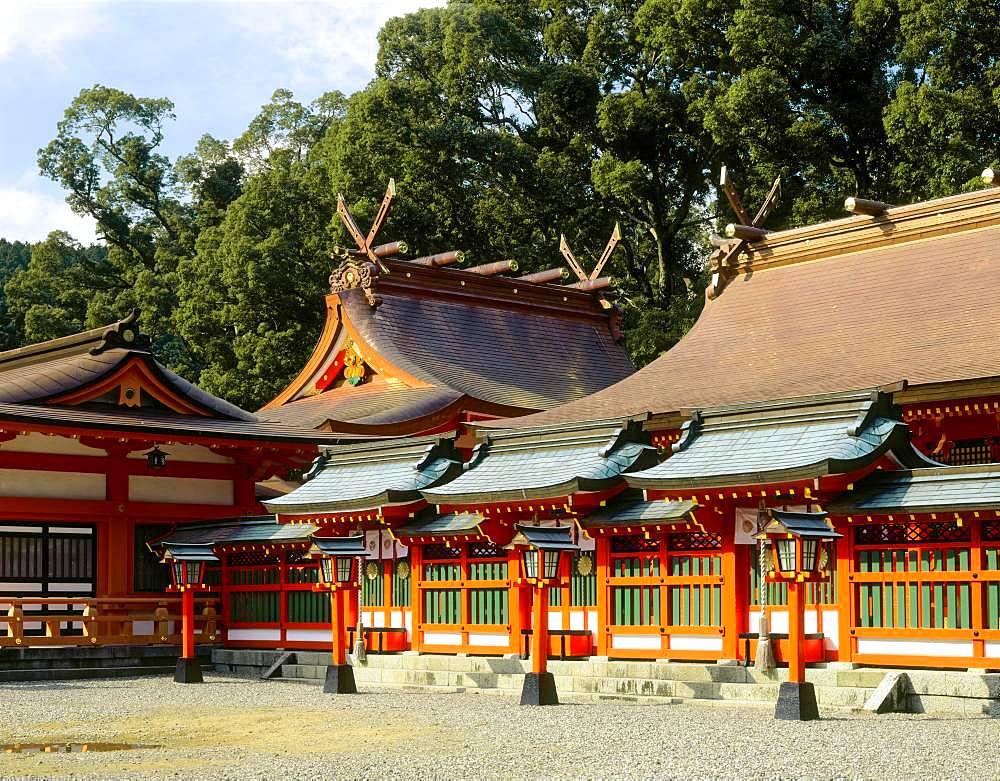 Kumano Hayatama Taisha, Wakayama, Japan - 1172-4866