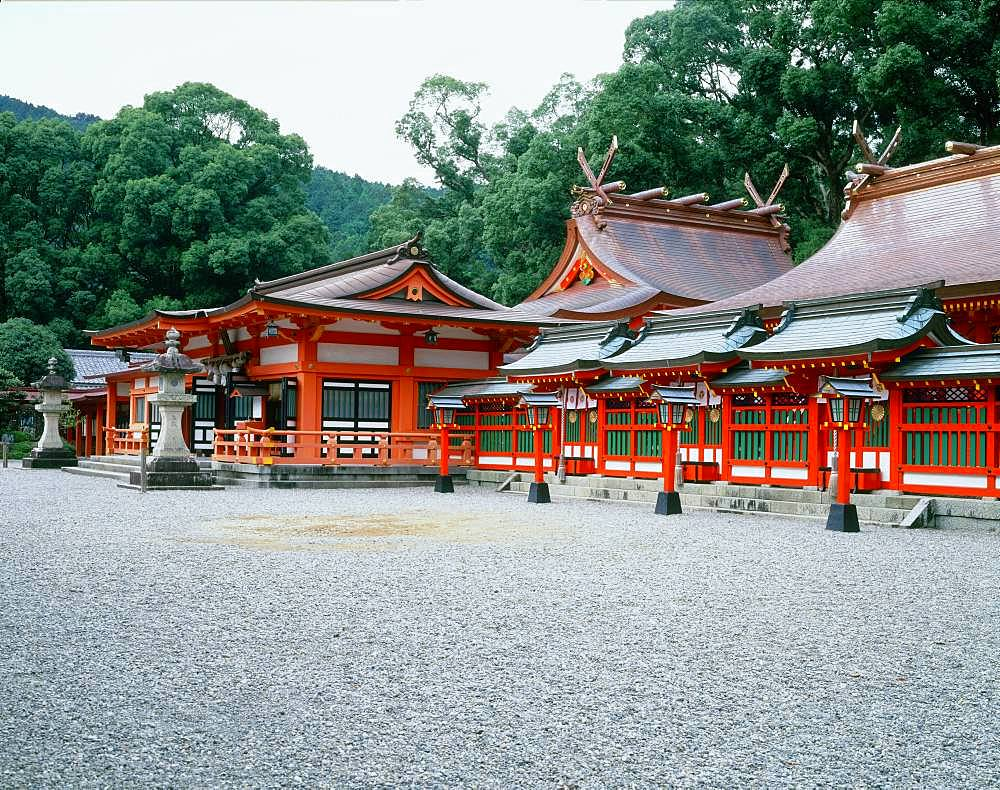 Kumano Hayatama Taisha, Wakayama, Japan