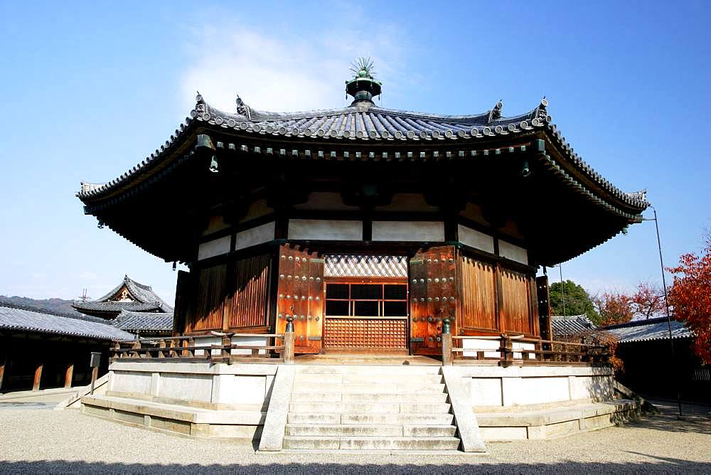 Horyu-ji, Nara, Japan