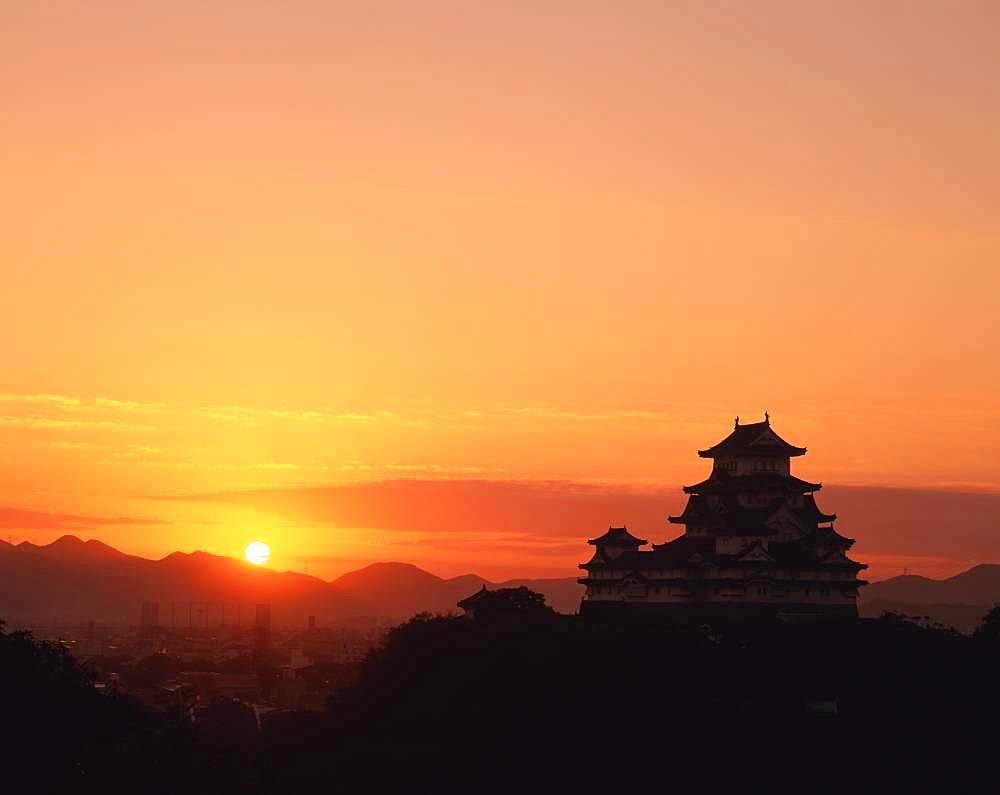 Himeji Castle, Hyogo, Japan - 1172-4974