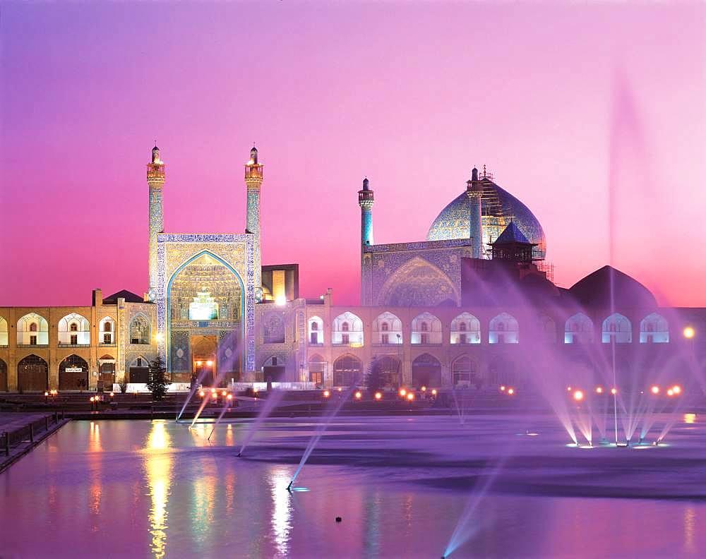 Isfahan Imam Squair, Iran