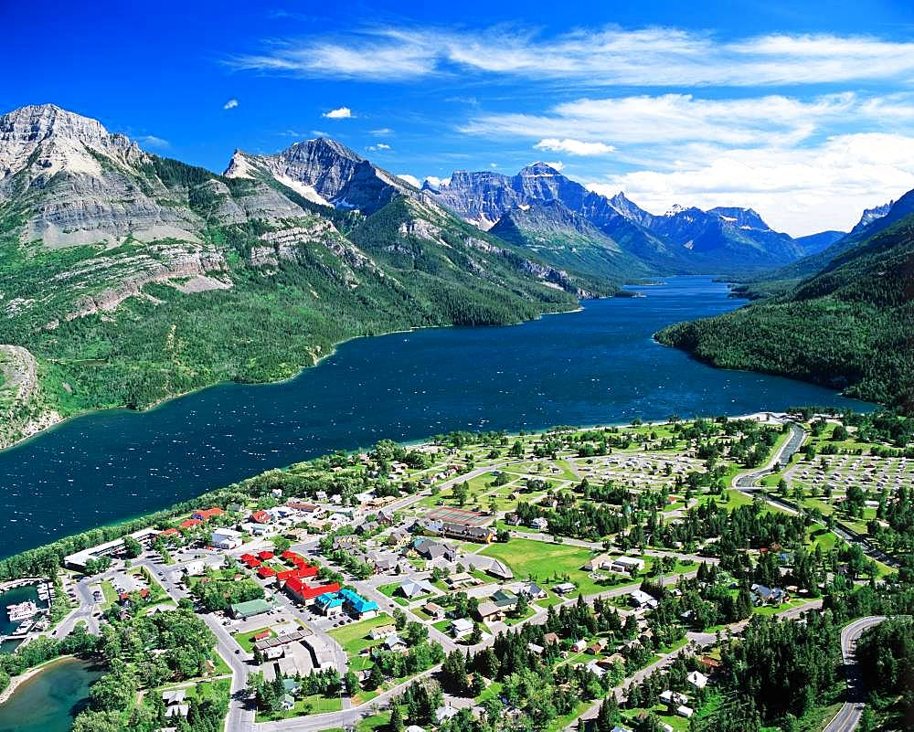 Waterton Lake National Park, Canada