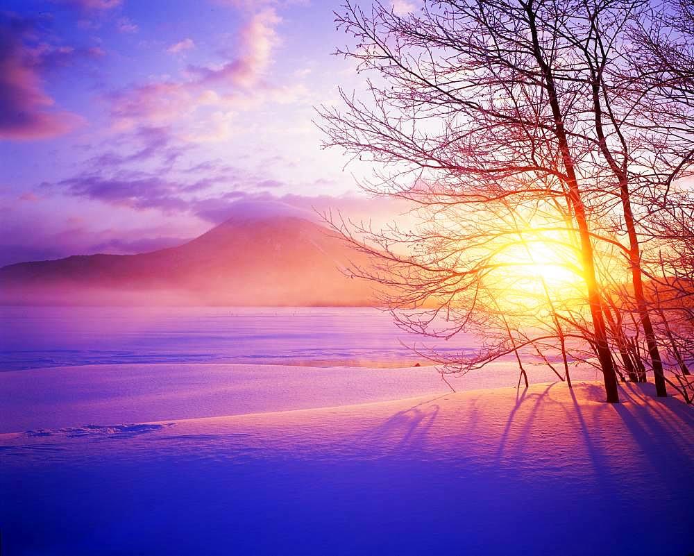 Akan Lake, Hokkaido